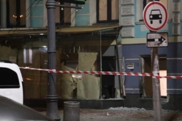 Картинки по запросу В ночь на 11 апреля 2017 года прогремел взрыв в центре Киева по ул. Владимирская, 4.