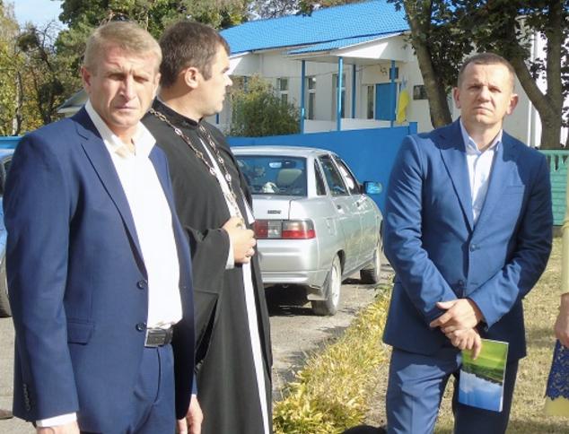Подробности задержания председателя сельсовета с.Звонковое Валерия Середы.