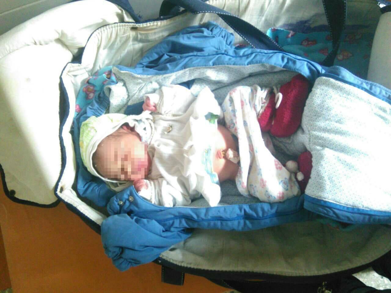 Мать-«кукушка» бросила новорожденную девочку вэлектричке наКозятин