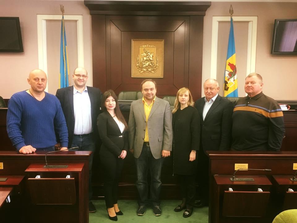 Суд арестовал задержанного навзятке депутата Киевского облсовета