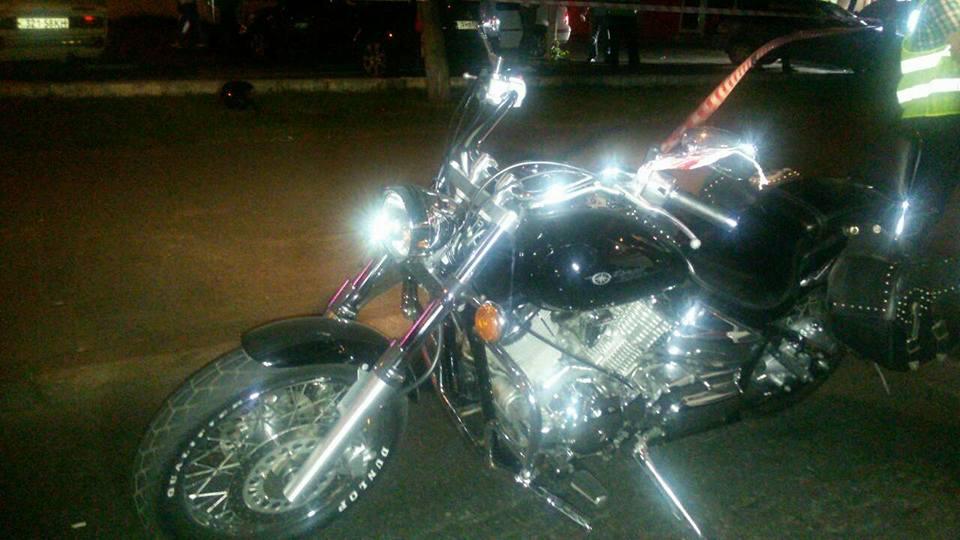 Подозреваемый врасстреле мотоциклиста вКиеве сдался милиции