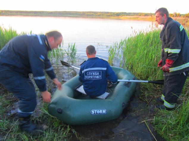 В столице и Киевской области из водоемов достали двух утопленников