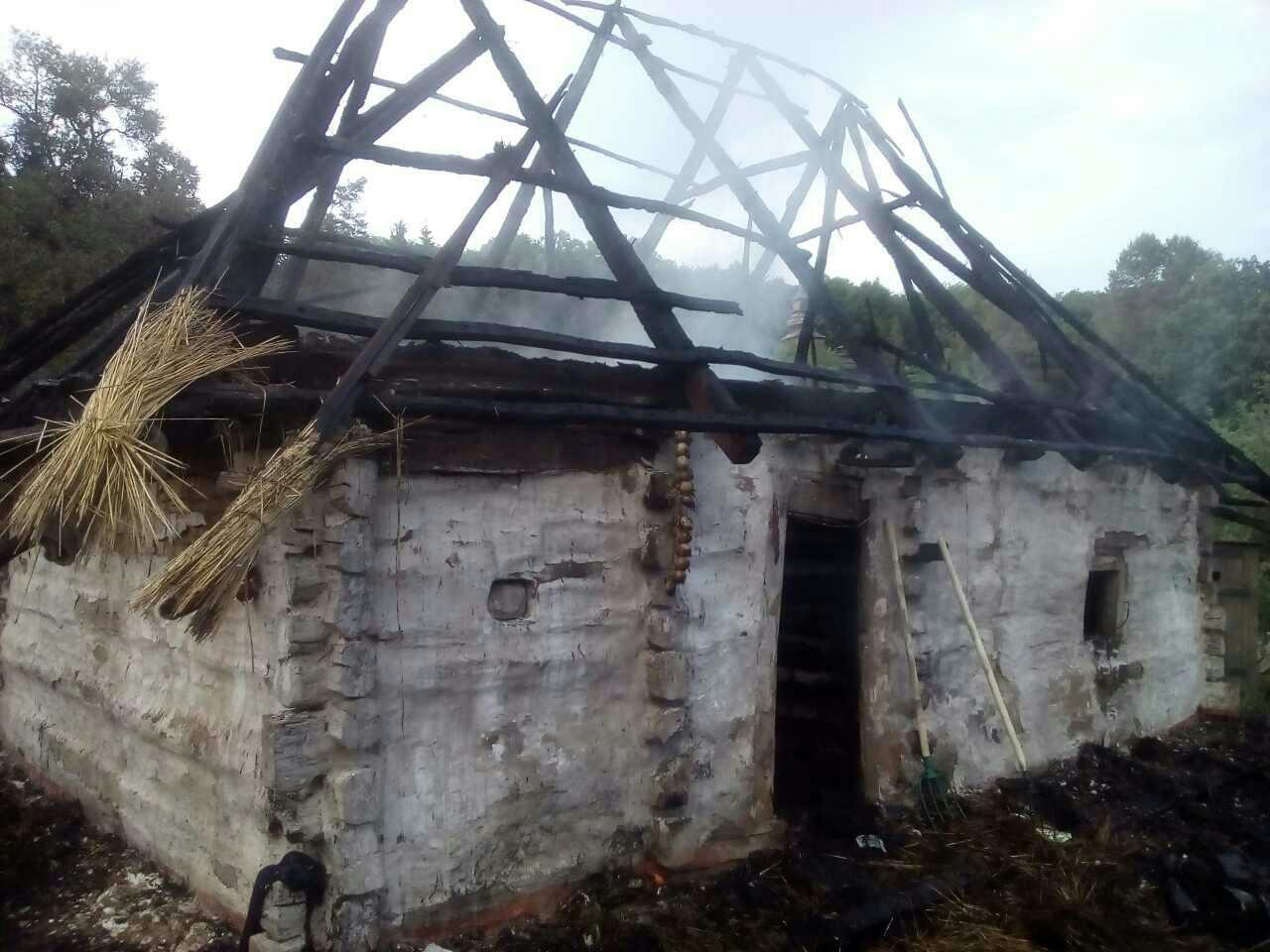 ВКиеве горел Национальный музей народной архитектуры ибыта Украинского государства