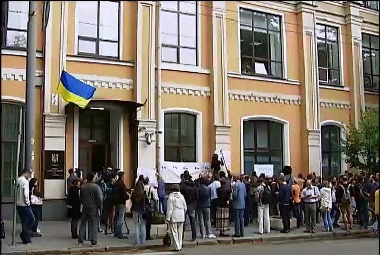 ВВысшем административном суде искали бомбу— людей эвакуировали