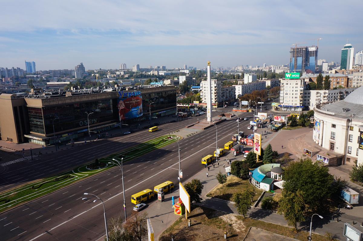 Кистокам. Проспекту Победы вКиеве возвратят историческое название