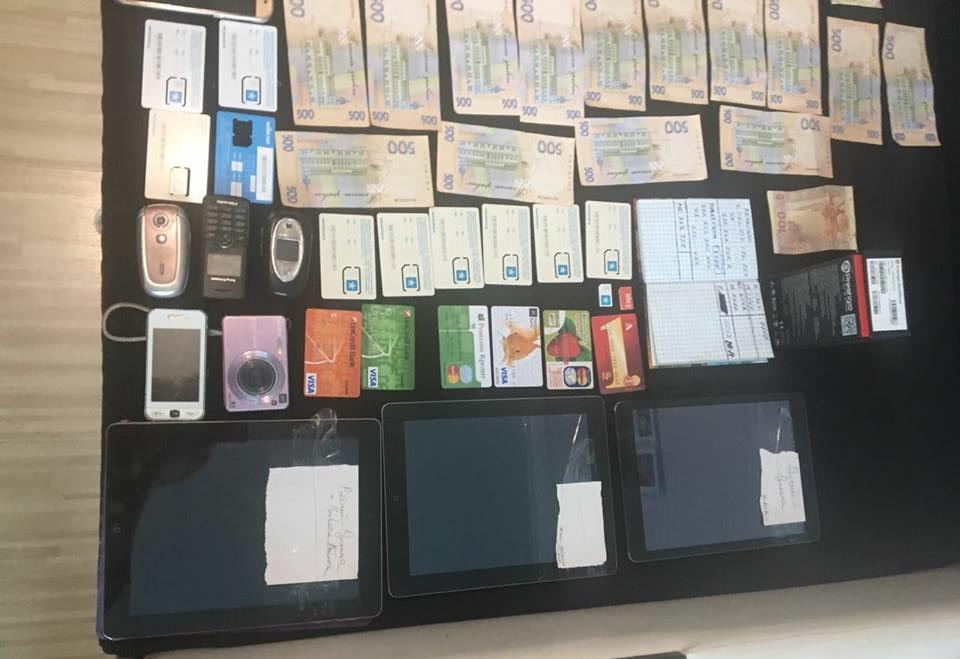 Экс-работники «Приватбанка» похитили 200 тыс. грн