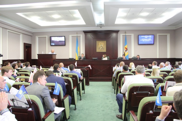 Киеволбсовет высказал недоверие главному спасателю области