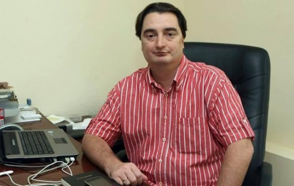 В Киеве за вымогательство задержан главред интернет-издания Игорь Гужва (фото, видео)