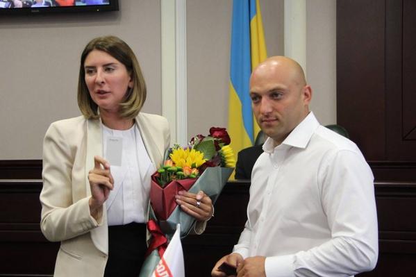 Денис Нестеров объявлен депутатом Киевского облсовета