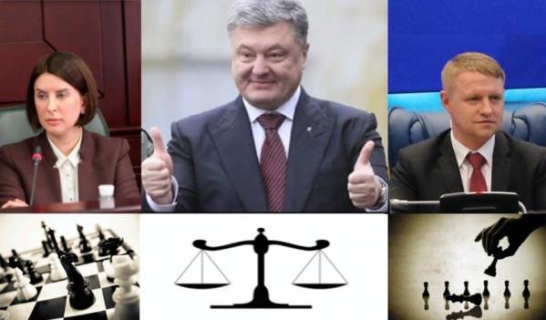 Администрация и совет Киевщины поссорились из-за импичмента Порошенко
