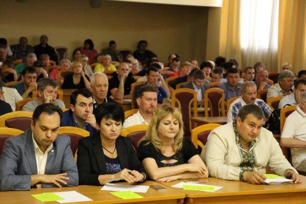 При Печерской РГА создали новый Общественный совет (состав)