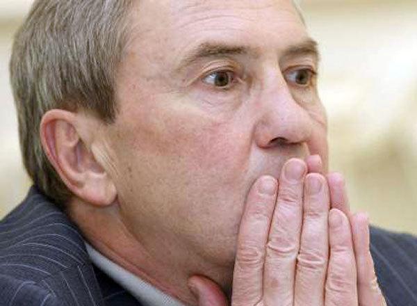 ГПУ сказала о сомнении экс-мэру столицы Украины Черновецкому