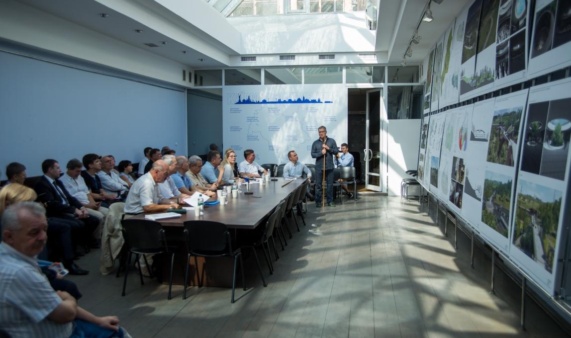 Под «Свечой памяти» построят музей Голодомора ивыставочный зал
