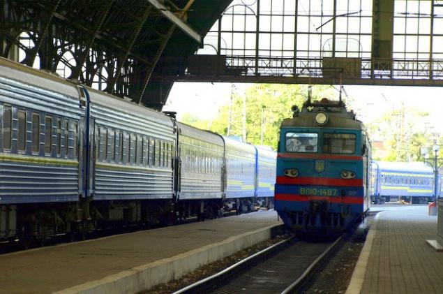 Николаев: «Укрзализныця» назначила дополнительный поезд Киев