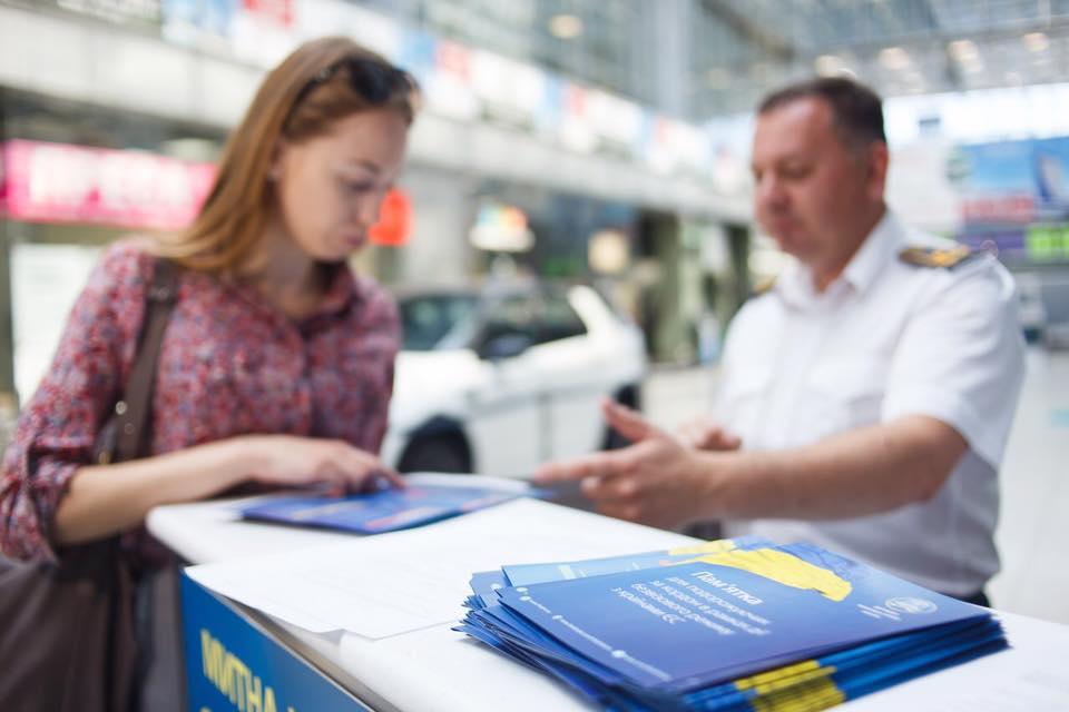 Безвиз посодействовал увеличению пассажиропотока через «Жуляны» на60%