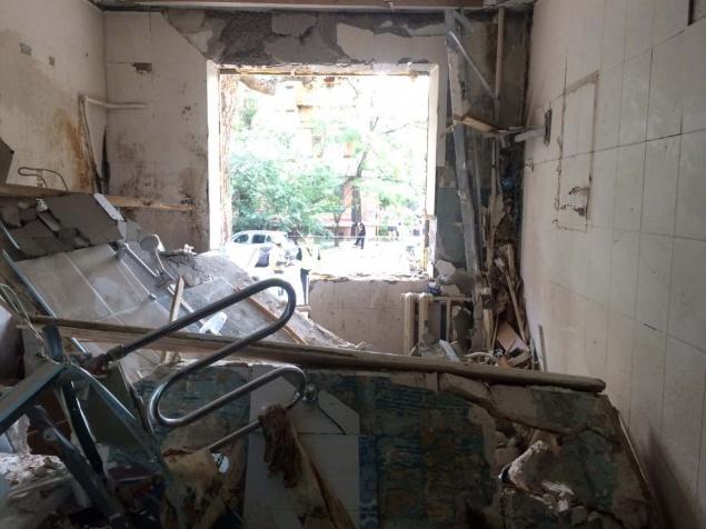 Причина взрыва многоэтажки вКиеве— две версии