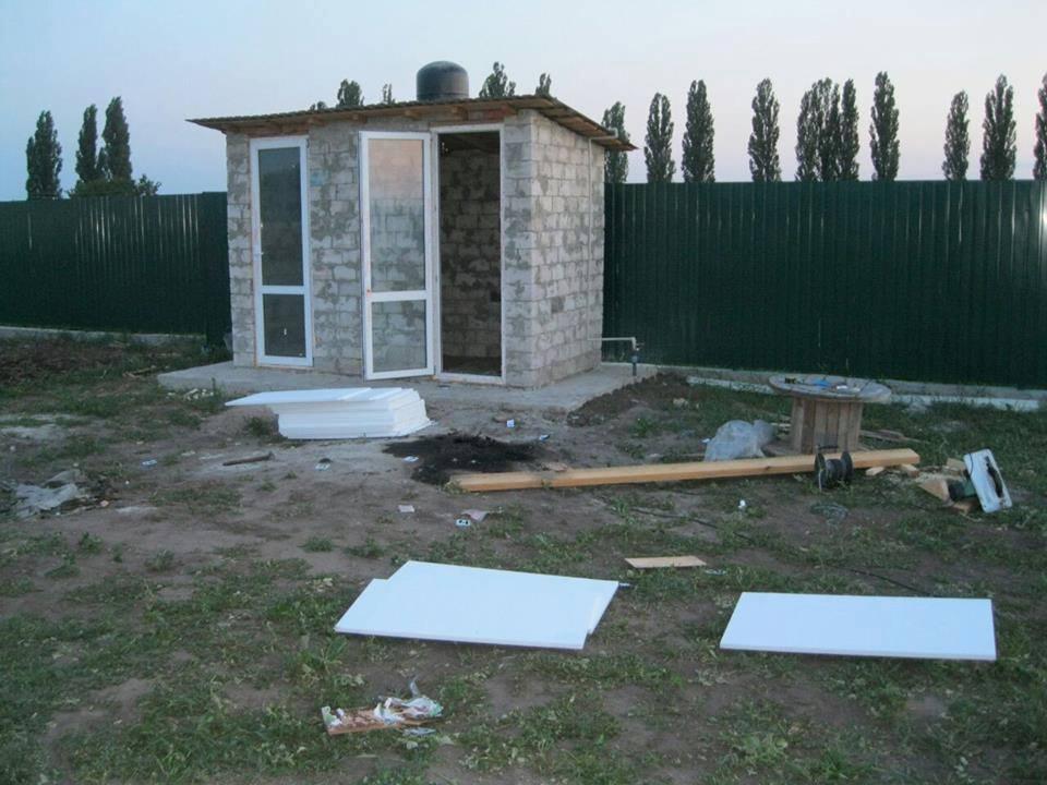 Под Киевом семейная пара пострадала отвзрыва взаминированном туалете— нежданная находка