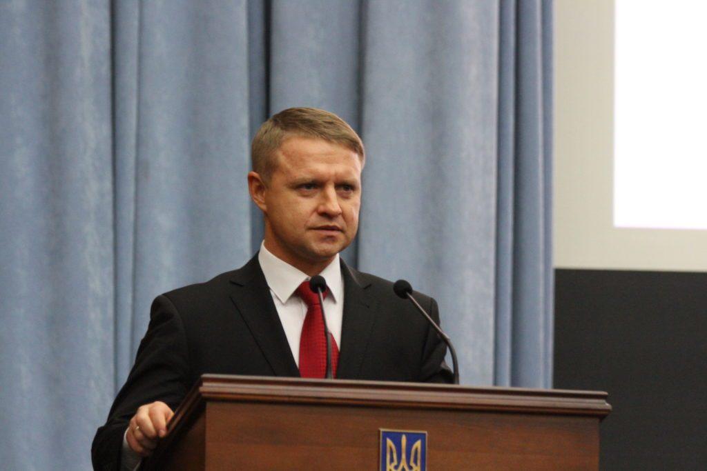 ВКиевской ОГА обыски: генпрокуратура расследует коррупцию втранспортной сфере