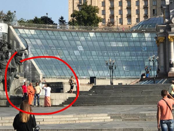 Туристы из Индии зачастили в Киев