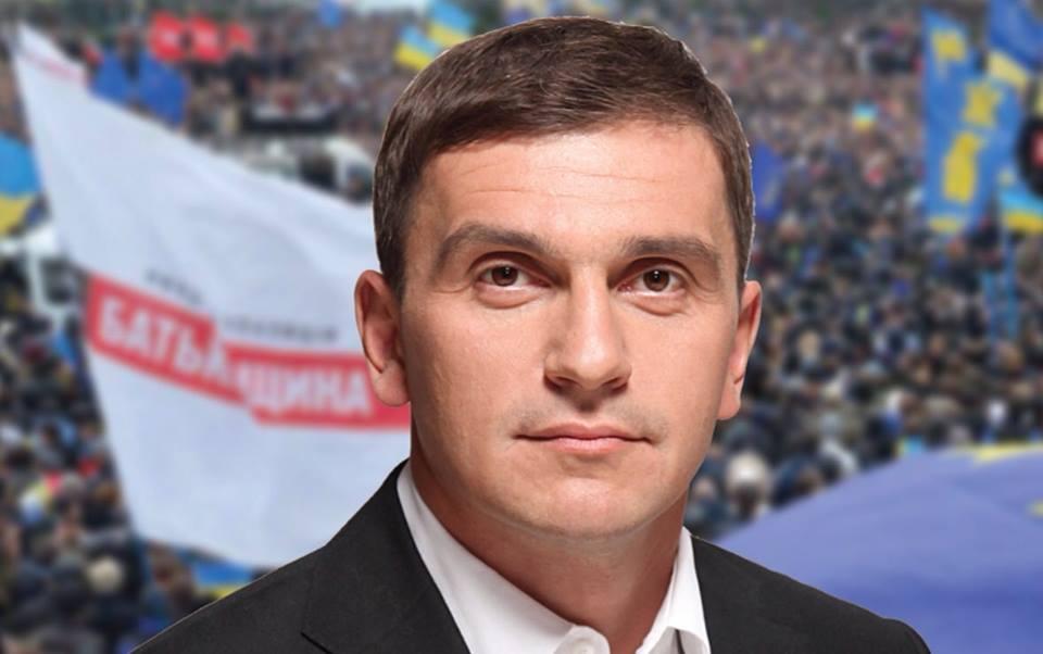 СБУ проводит обыски вдоме у руководителя киевского отделения партии «Батькивщина»