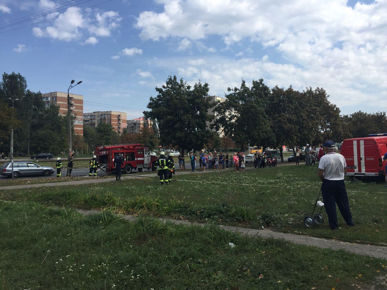 Пожар вмногоэтажке столицы Украины: умер пятилетний ребенок, двое взрослых получили сильные ожоги