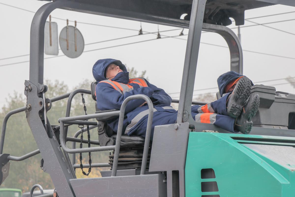 В государство Украину идет зима: в«Киевавтодоре» сообщили оготовности кснегопадам