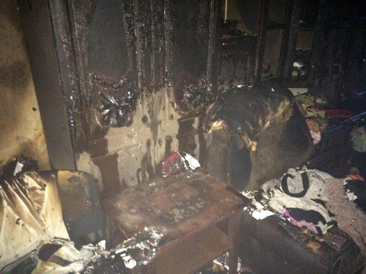 ВКиевской области три человека пострадали из-за взрыва телевизора