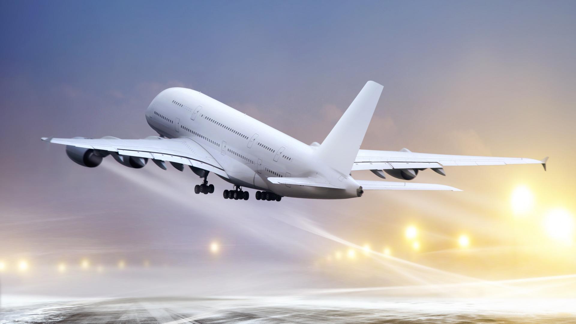 Эстонская авиакомпания открыла новый рейс в государство Украину