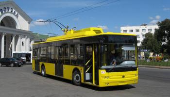 Движение двух троллейбусов и автобусов в субботу в Киеве будет изменено из-за ярмарок (схемы)