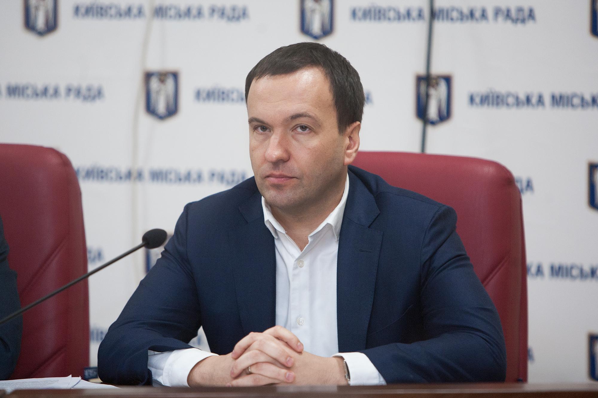 В «Киевэнерго» сказали  оботсутствии отопления в141 жилом доме