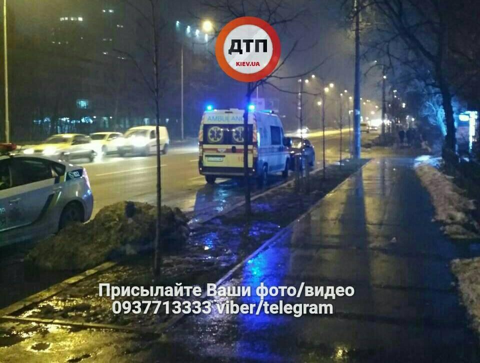 александр азаров сбил пешехода них умоляла