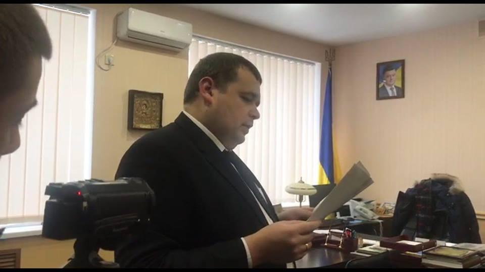Мэру Ирпеня говорили о сомнении всоздании противозаконной группировки