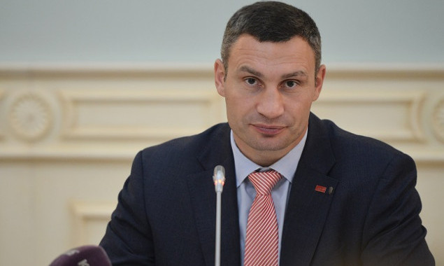 Кличко: В 2017 году в Киеве отремонтировано рекордные 302 км дорог