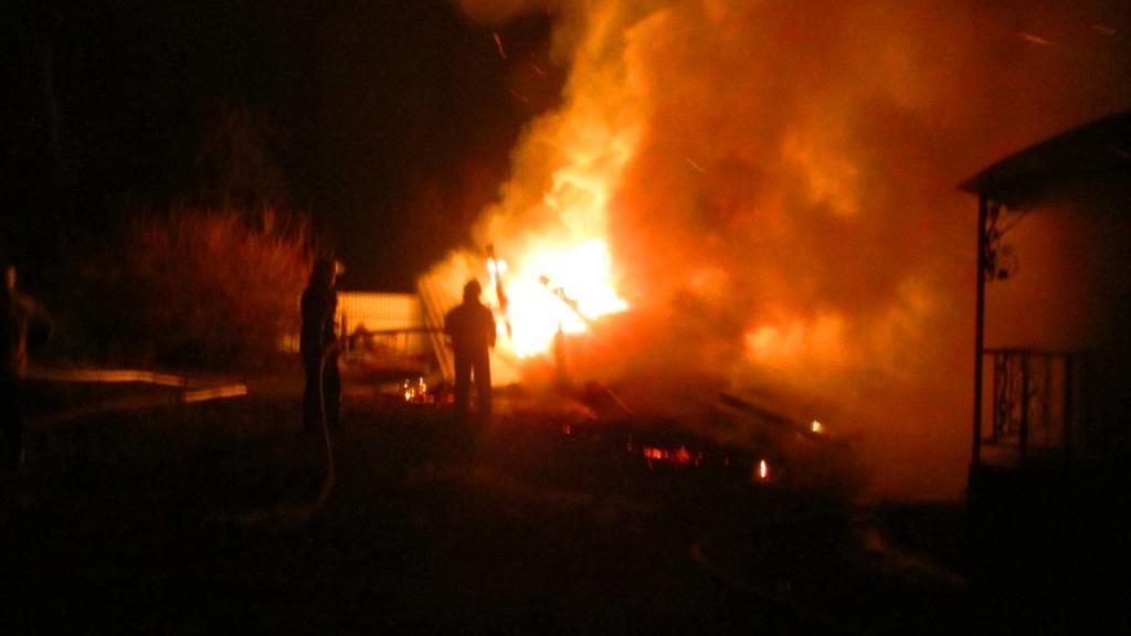 Вовремя пожара всалоне красоты наулице Городецкого эвакуированы 15 человек