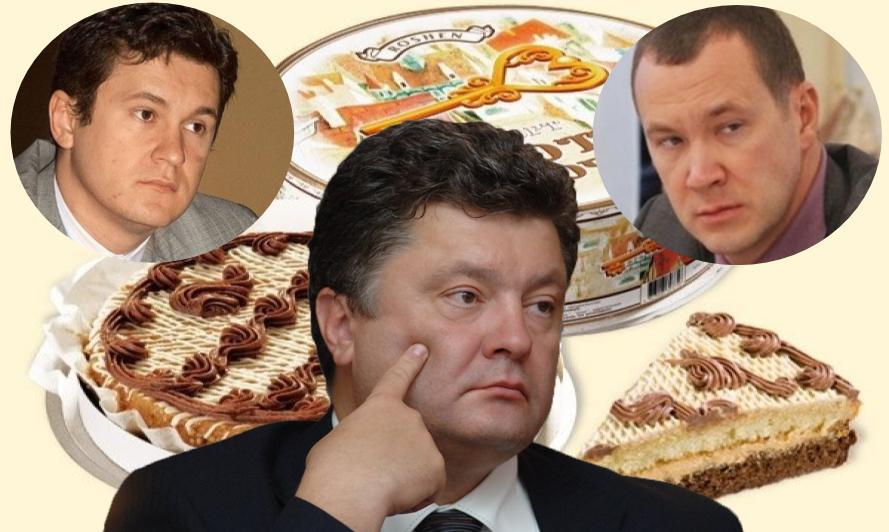 «Киевхлебу» запретили передавать права на«Казковий ключик»— Шоколадное дело