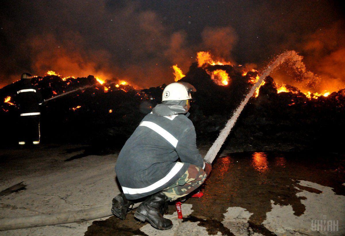 Под Киевом произошел пожар: среди погибших— ребенок