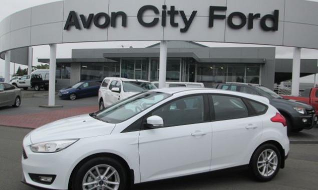 """КП """"Киевблагоустройство"""" подарило себе на Новый год 3 новеньких Ford Focus"""