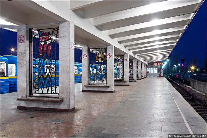 За прошедший год столичный метрополитен перевез практически 500 млн пассажиров