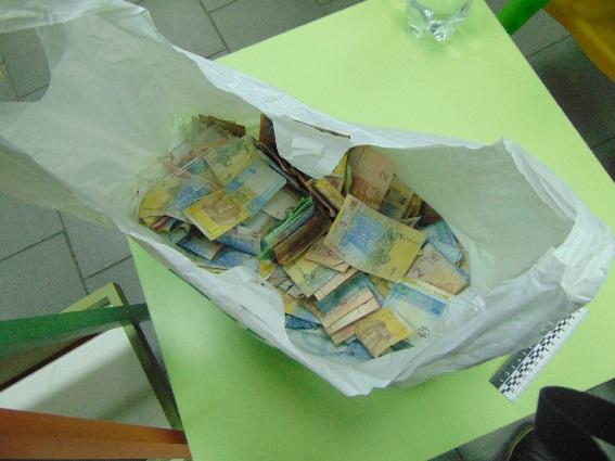 ВКиеве посетители аптеки задержали преступника