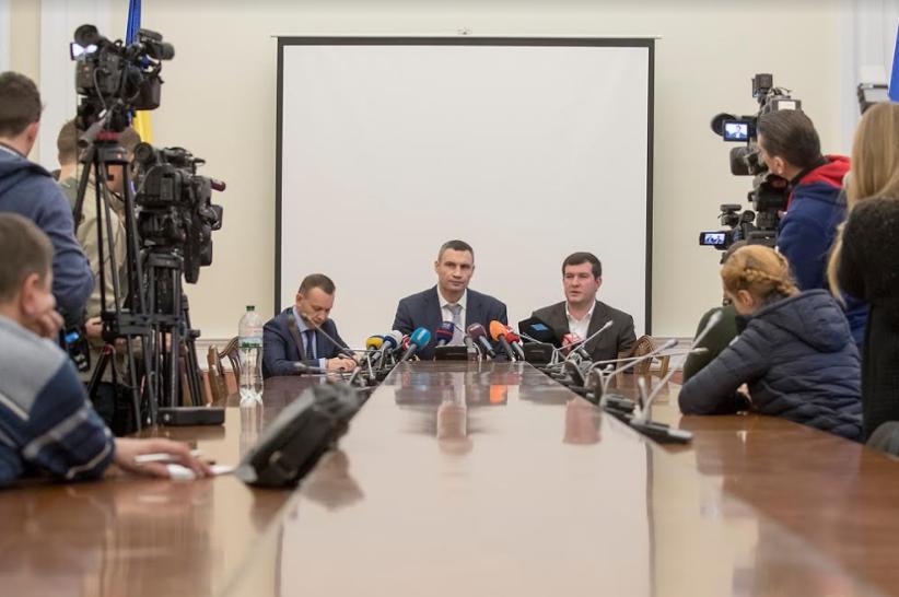 Кличко обещает строительство 2-х станций метро наВиноградарь напротяжении 3-х лет