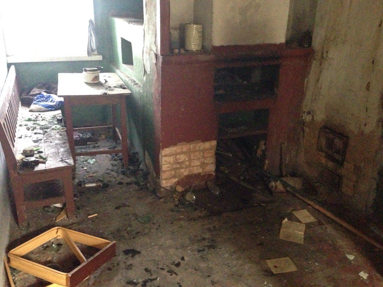 ГСЧС: Занеделю напожарах вгосударстве Украина погибли 52 человека