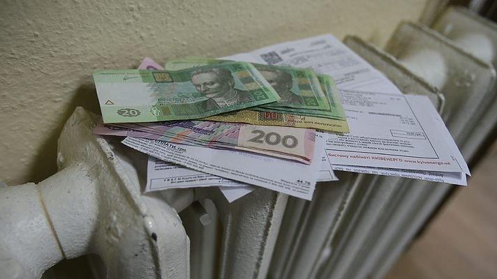 Долги киевлян затепло зимой перевалили за5 млрд грн