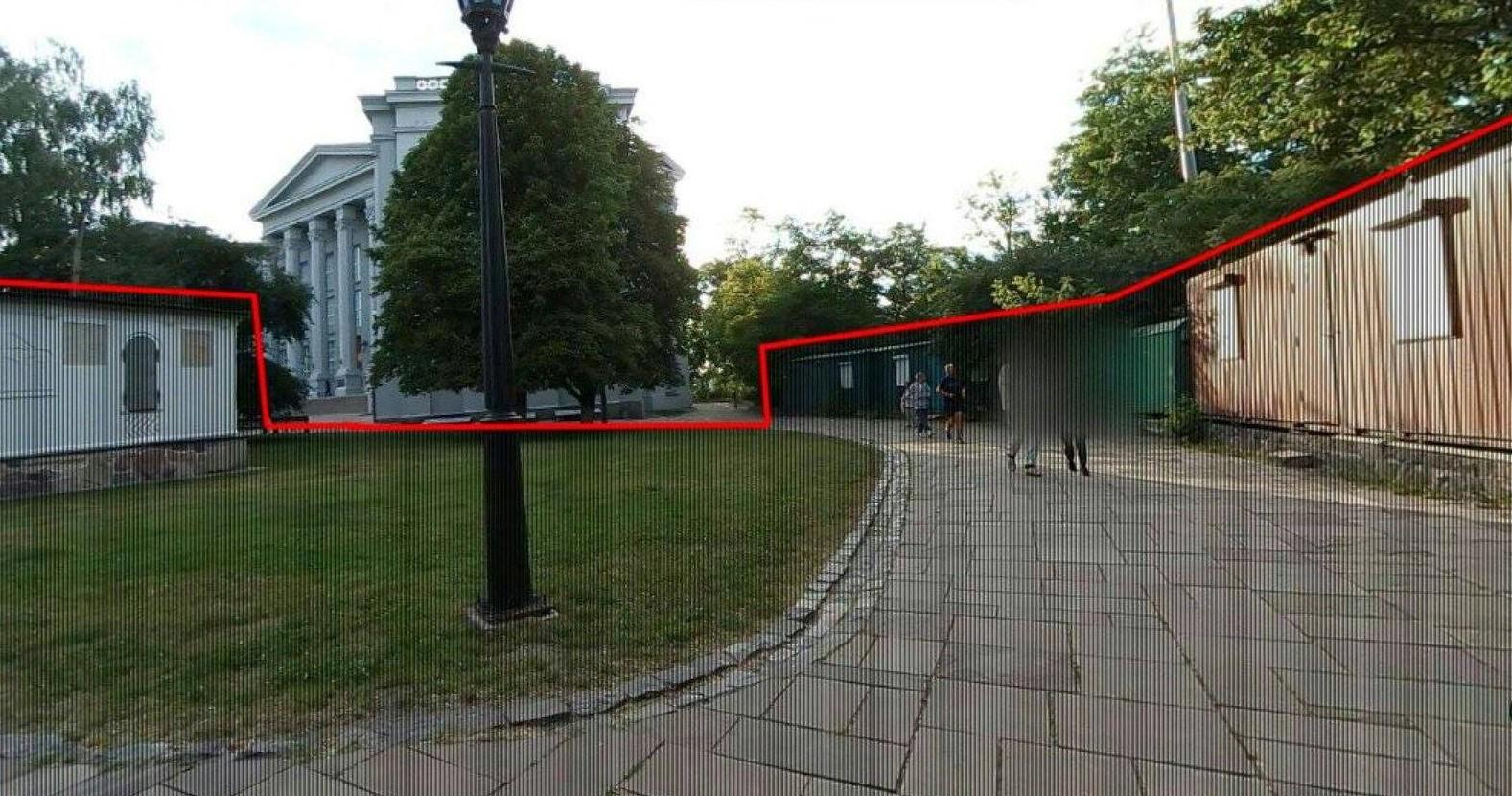 «Москаляку нагиляку». Радикалы грозят штурмом «российского» монастыря вКиеве