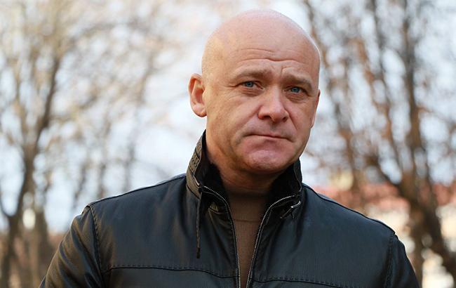 Мэр Одессы Труханов изотпуска отправился вкомандировку вЧехию
