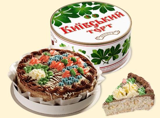 Суд запретил конкурентам «Roshen» выпуск «Киевского торта»