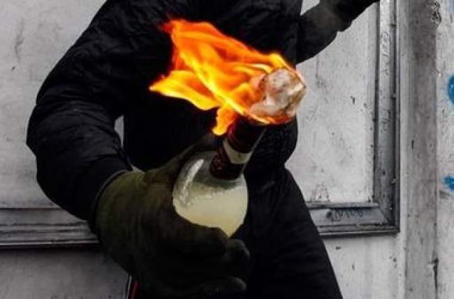 В милиции сказали озадержанных— Избиение народного депутата Левченко