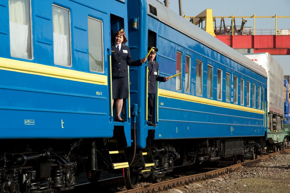 «Укрзалізниця» назначила дополнительный поезд наДонетчину кПасхе