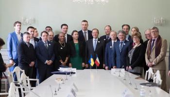 Кличко подписал с Метрополией Большого Парижа коммюнике о сотрудничестве в развитии агломераций