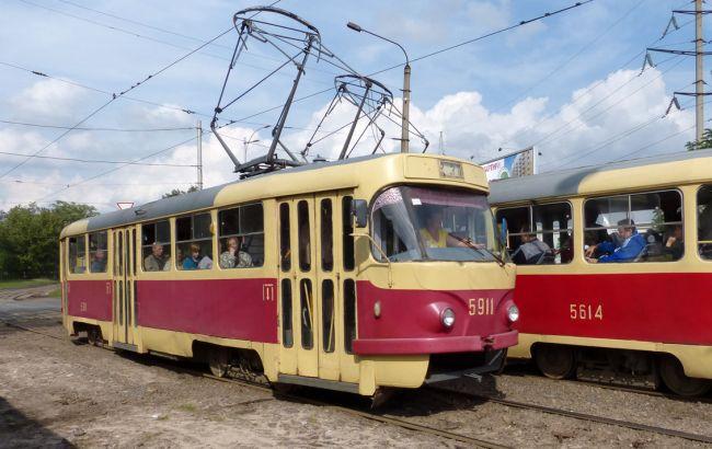 ВКиеве запустят партию новых трамваев «повышенной комфортности»