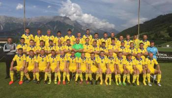 В Киеве состоится чемпионат Украины по футболу среди медиков